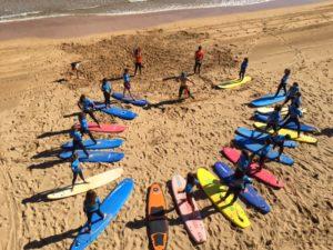axi surf eskola